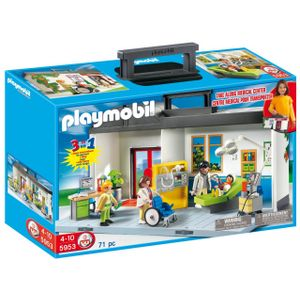 5953-PLAYMOBIL---MALETA-HOSPITAL