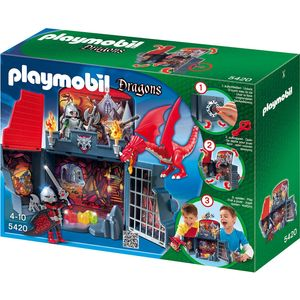 5420-PLAYMOBIL---CALABOUCO-DO-DRAGAO-GAME-BOX
