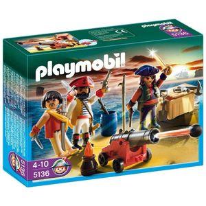 5136-PLAYMOBIL---TRIPULACAO-PIRATA