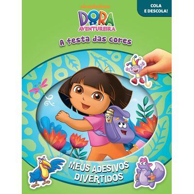 livro_adesivos_dora_verde