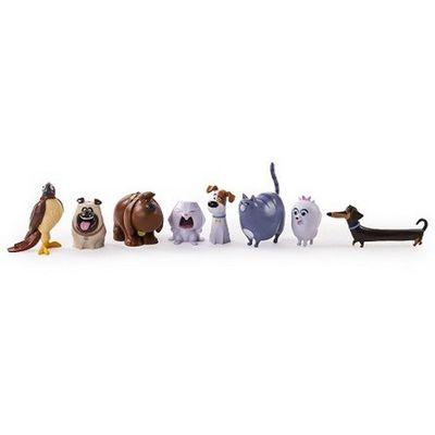 conjunto-mini-bonecos-pets-com-8-conteudo