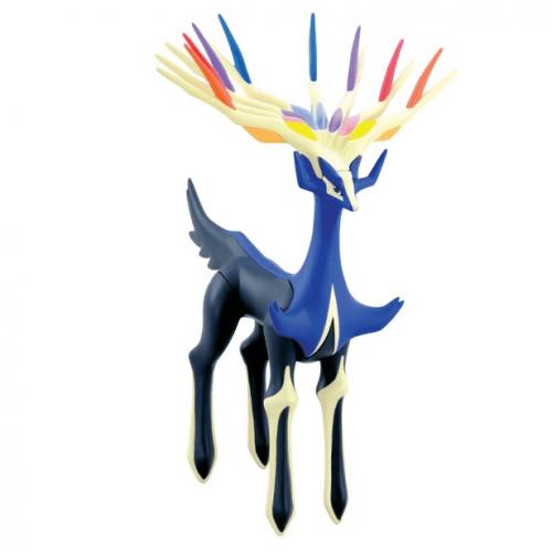 Pokemon - Boneco Articulado Xerneas 15cm