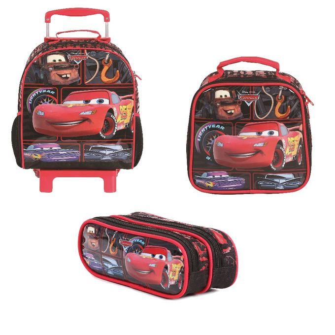 kit-mochila-lancheira-e-estojo-carros-conteudo
