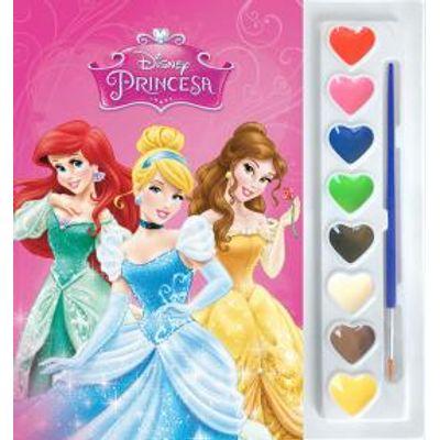 livro-mini-aquarela-princesas-conteudo