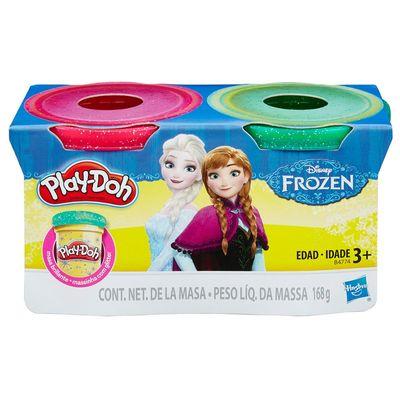 play-doh-glitter-frozen-com-2-embalagem