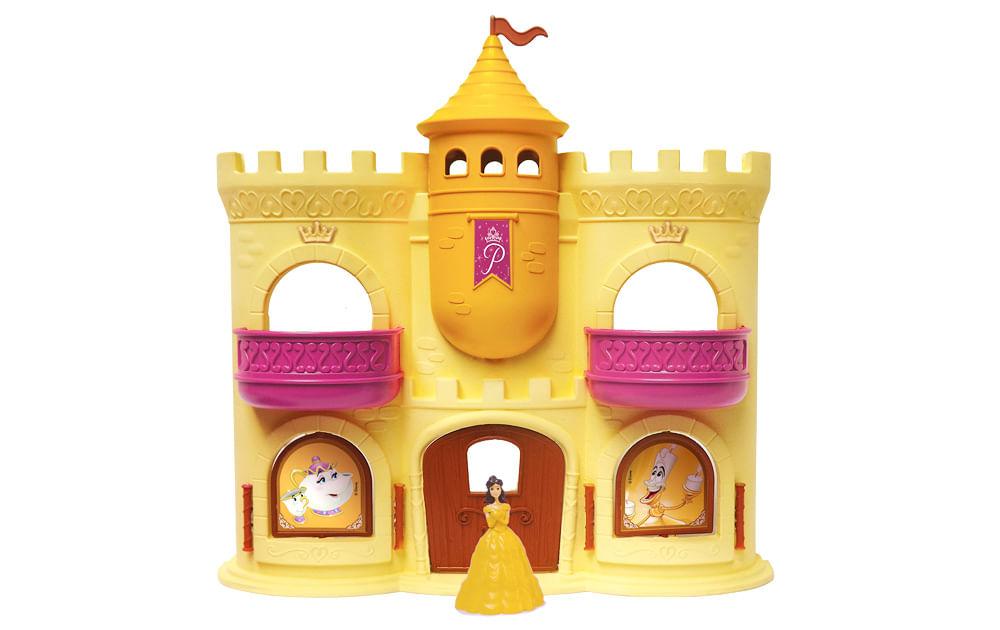 Castelo Encantado Princesa Bela - Elka