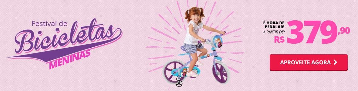Bicicletas Meninas