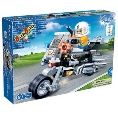 moto-de-policia-banbao-embalagem