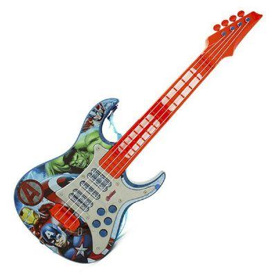 guitarra-vingadores-toyng-conteudo