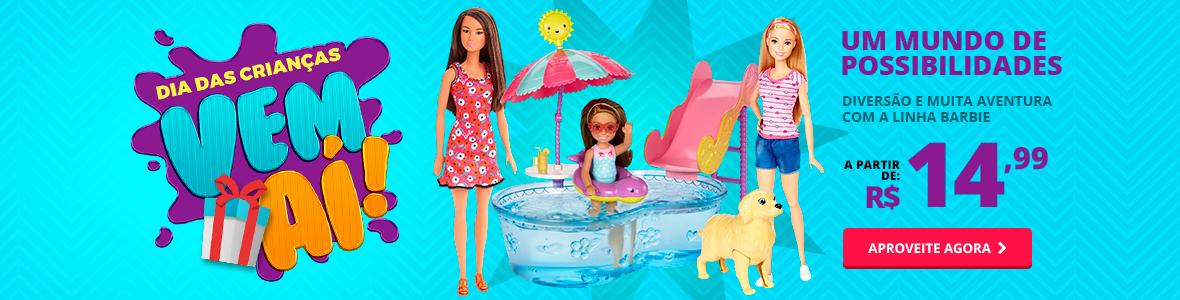 Um mundo de Possibilidades - Barbie