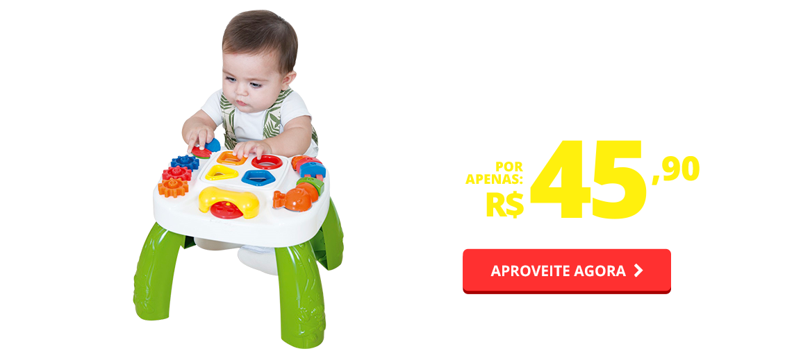 Lote 01 - BF - Mesa Didatica Play Time