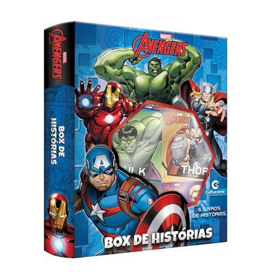 box-de-historias-vingadores-embalagem