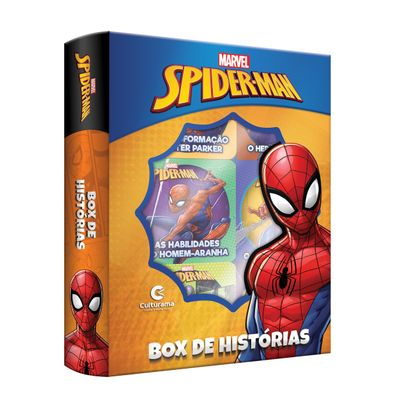 box-de-historias-homem-aranha-embalagem