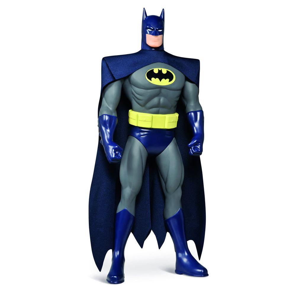 Boneco Batman Clássico Bandeirante 43Cm - MP Brinquedos 01f379ff522