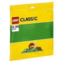 10700 Lego Classic - Base Verde