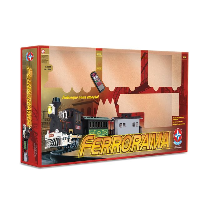FERRORAMA_INFRA_RED