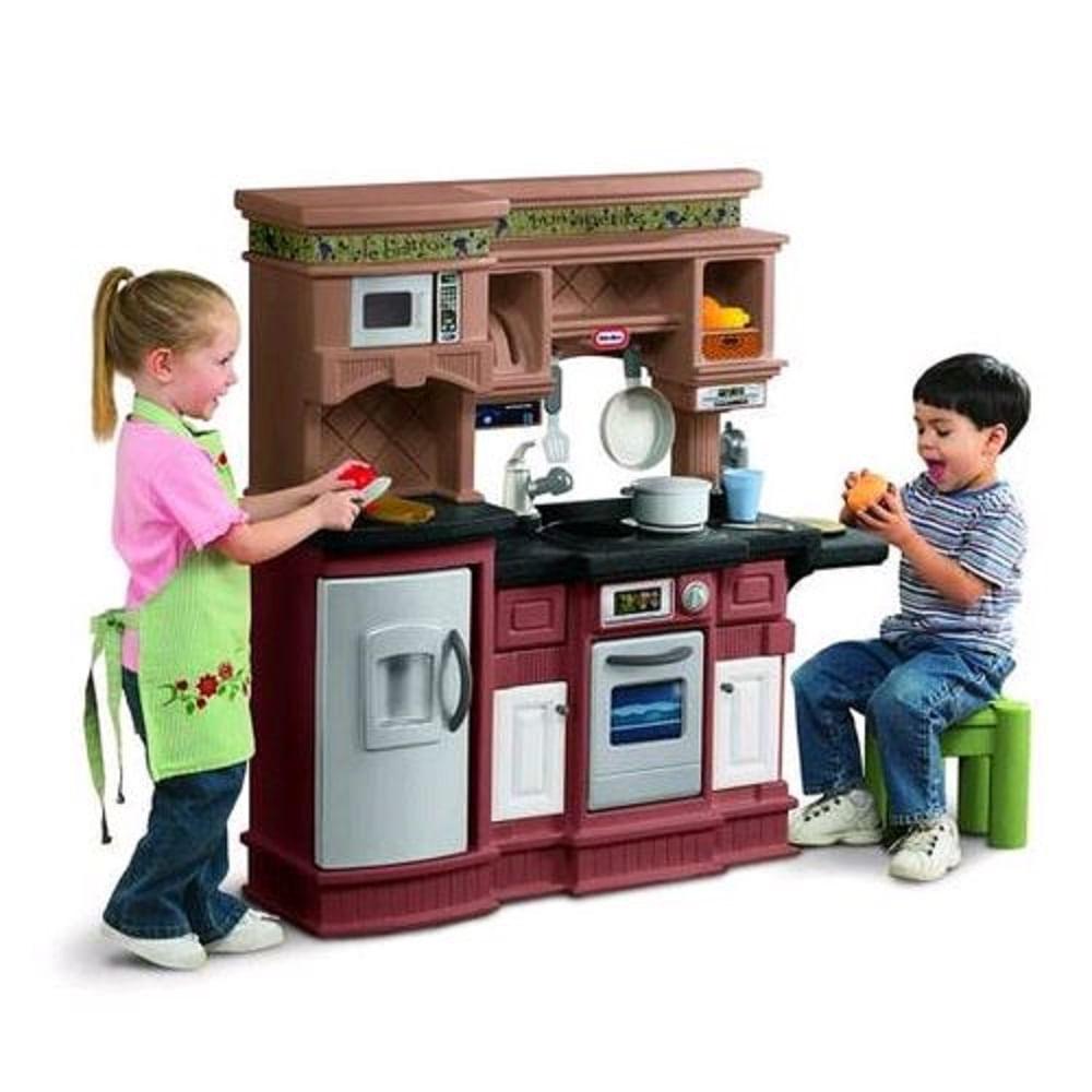 Cozinha Infantil Gourmet Little Tikes Mp Brinquedos ~ Mercado Livre Cozinha Infantil