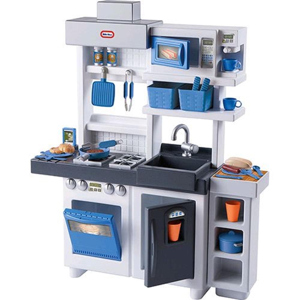 Cozinha Infantil Moderna Little Tikes Mp Brinquedos ~ Mercado Livre Cozinha Infantil