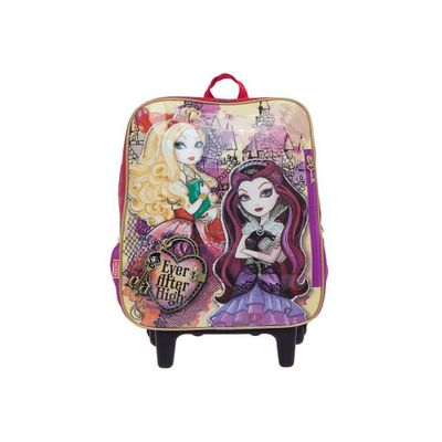 0 OFF MOCHILA-C-RODINHAS-EVER-AFTER-HIGH-G-63961 55d1c341ae651