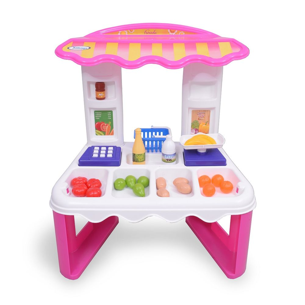 Cozinhas Infantis Brinquedos De Faz De Conta Mp Brinquedos ~ Mercado Livre Cozinha Infantil