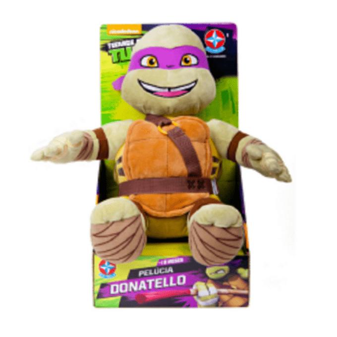 Boneco-Pelucia-Tartarugas-Ninja---Donatello---Estrela