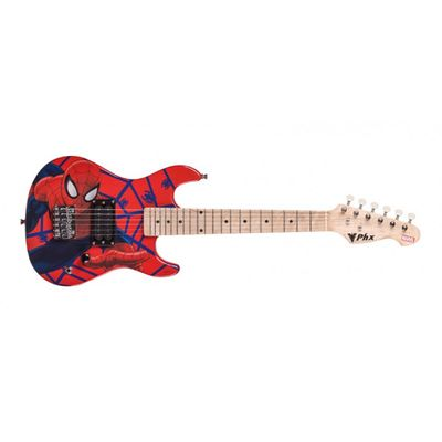 guitarra-infantil-homem-aranha