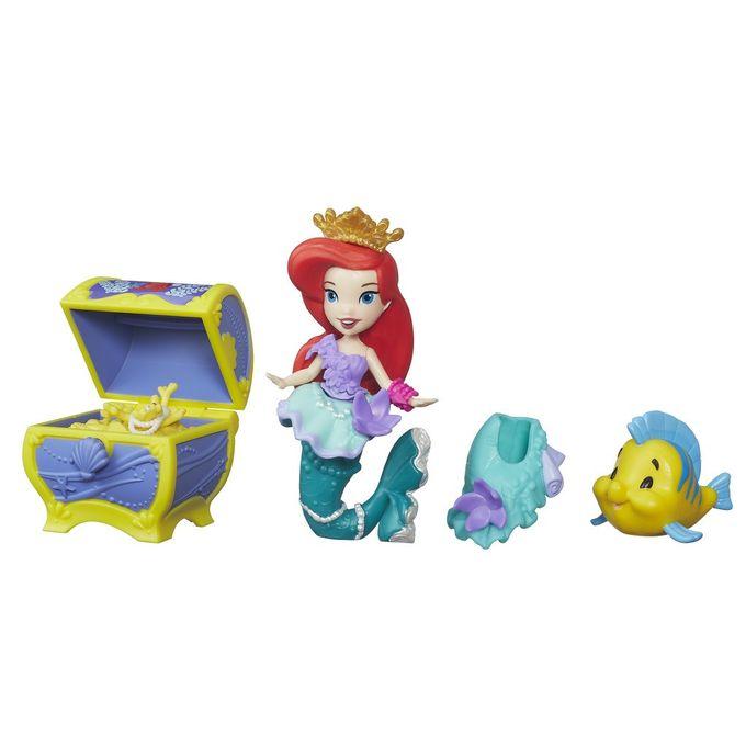 princesas-tesouro-da-ariel-conteudo