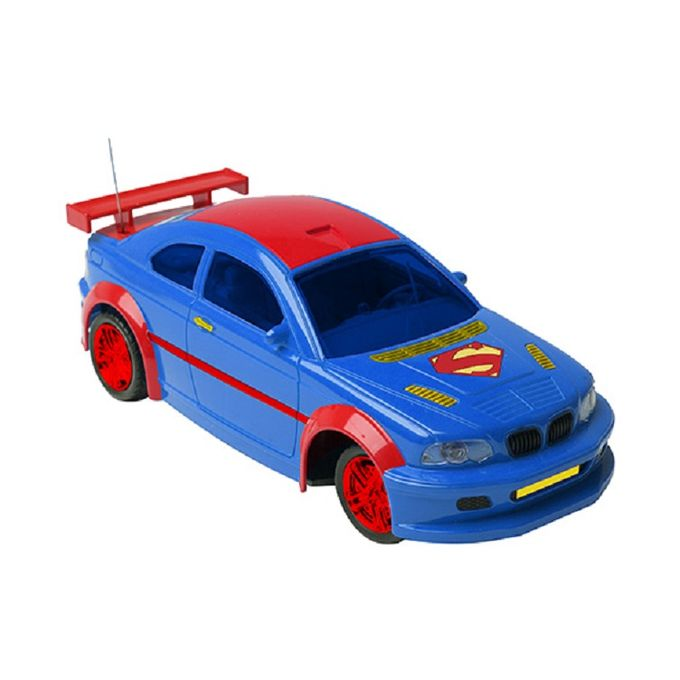 carrinho-controle-remoto-superman-conteudo