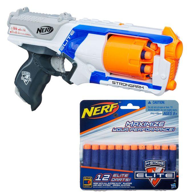kit-nerf-strongarm-conteudo