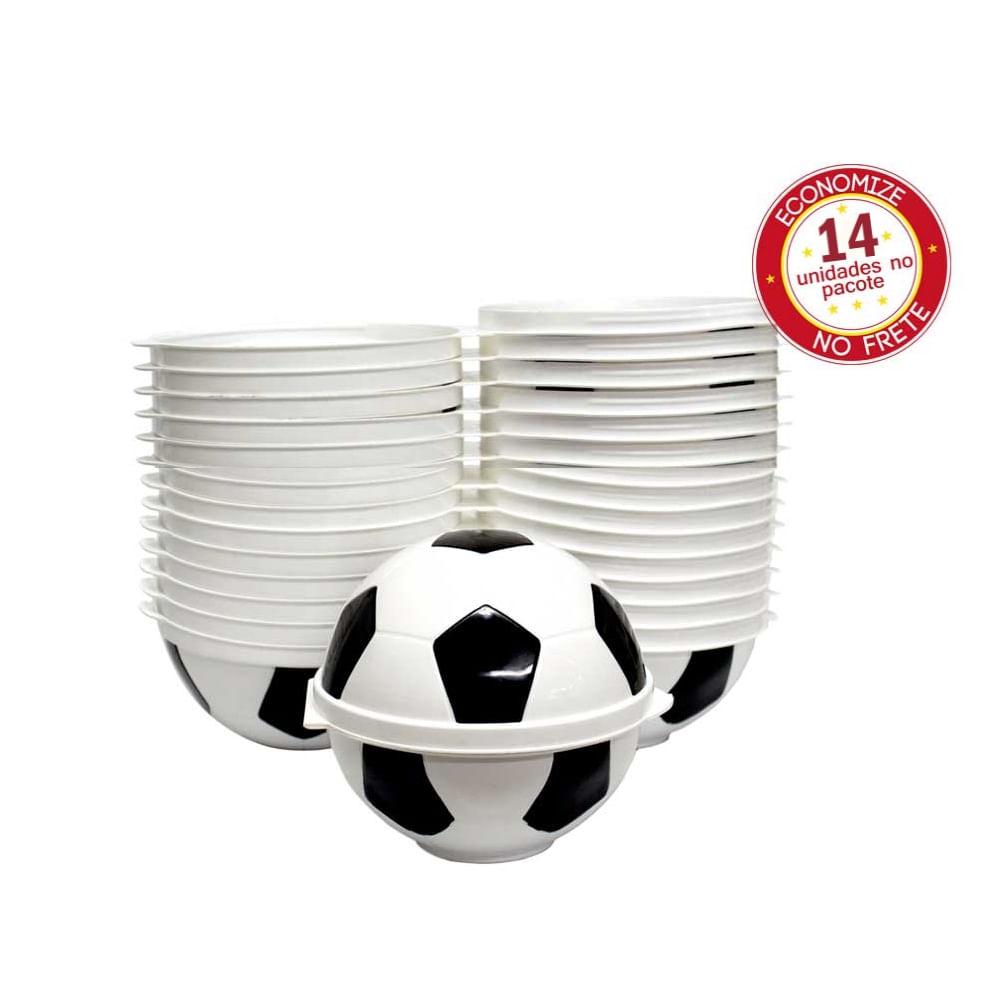 986fa34f7 Kit Porta Mix Bola de Futebol 14 Unidades- Plasútil - MP Brinquedos