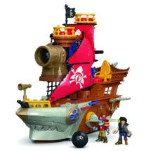 imaginext-navio-pirata-tubarao-conteudo