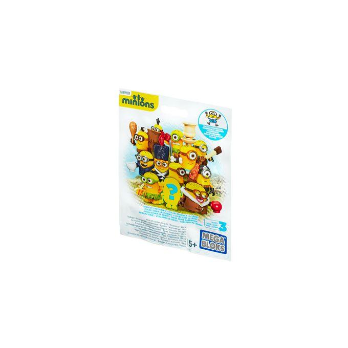 Mega Bloks Minions - Figura Surpresa - MP Brinquedos 5b077df1721ff