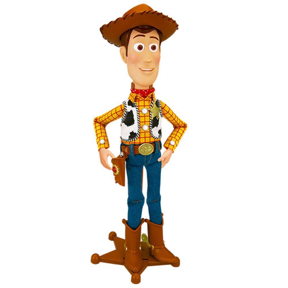 Toy Story - Boneco Woody Que Fala - Multikids - MP Brinquedos a75dcc71909