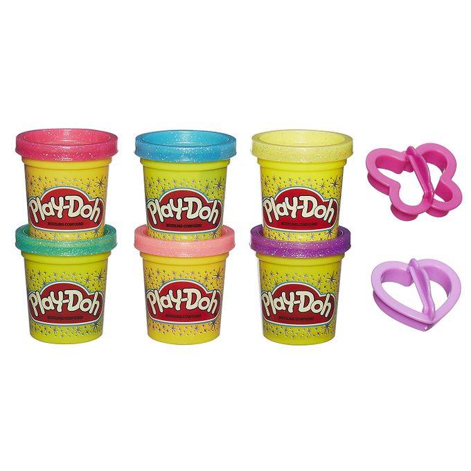 play-doh-com-glitter-com-6-potes-conteudo