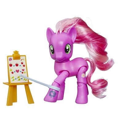 my-little-pony-articulada-cheerilee-conteudo