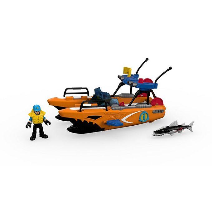 imaginext-barco-resgate-conteudo