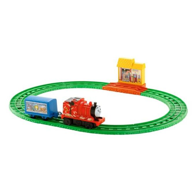Thomas   Friends - Ferrovia Motorizada James Trem Dos Animais Dvj88 ... 6ba9f69d72