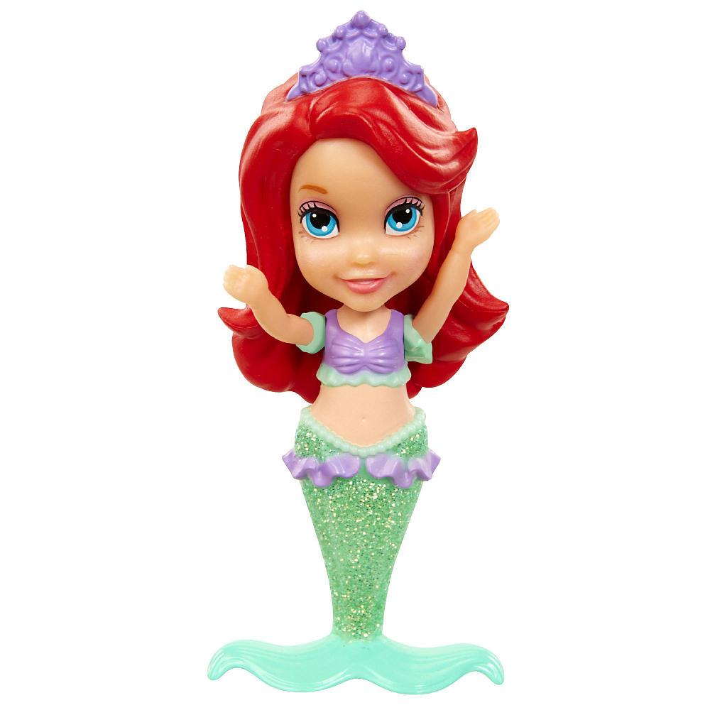 Princesas Disney Mini Boneca Ariel Com Cauda Mp Brinquedos