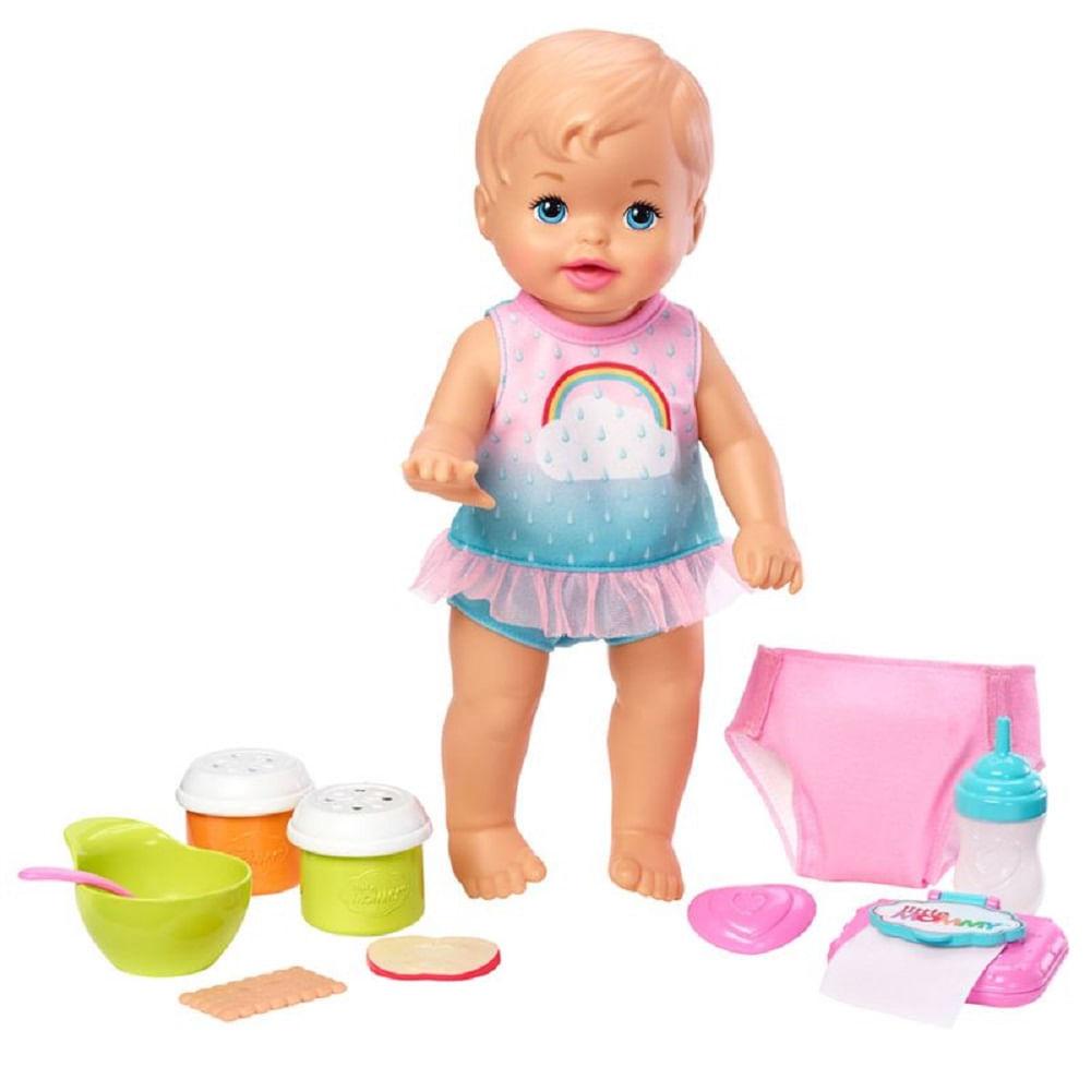 7f85d8cbfb MP Brinquedos · Brinquedos · Bonecas. little-mommy-faz-xixi-conteudo ...