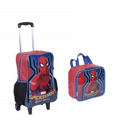 kit-mochila-lancheira-homem-aranha-conteudo