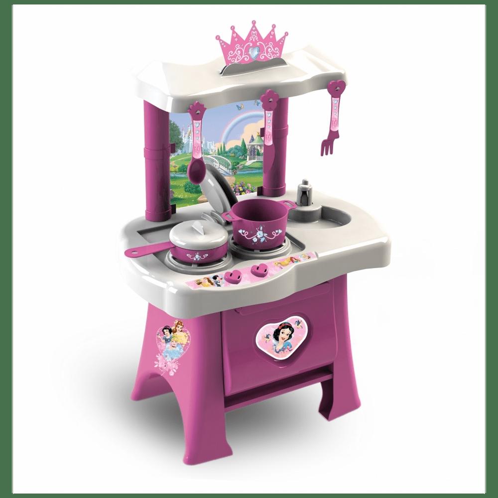 Cozinha Pop Princesas Disney Xalingo Mp Brinquedos Loja De