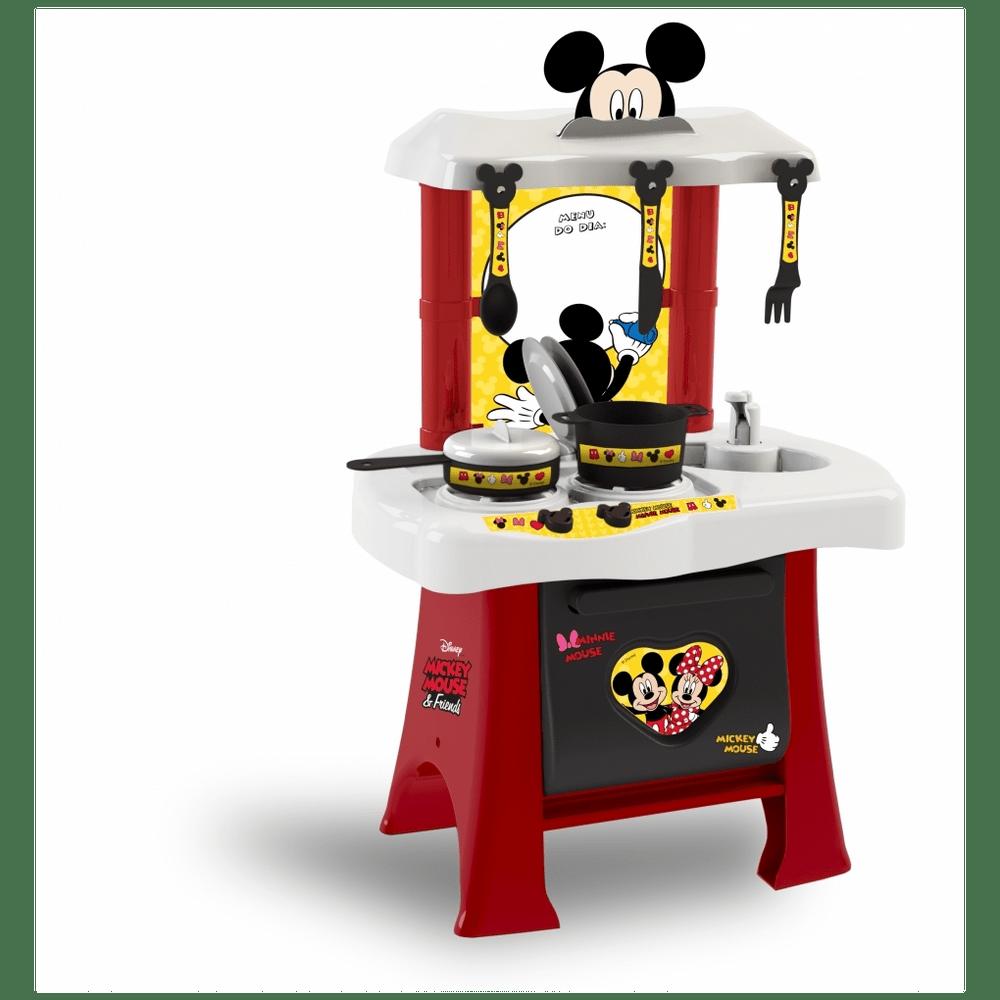 Cozinha Mickey Disney Xalingo Mp Brinquedos