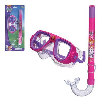 kit-mergulho-patrulha-canina-rosa-conteudo