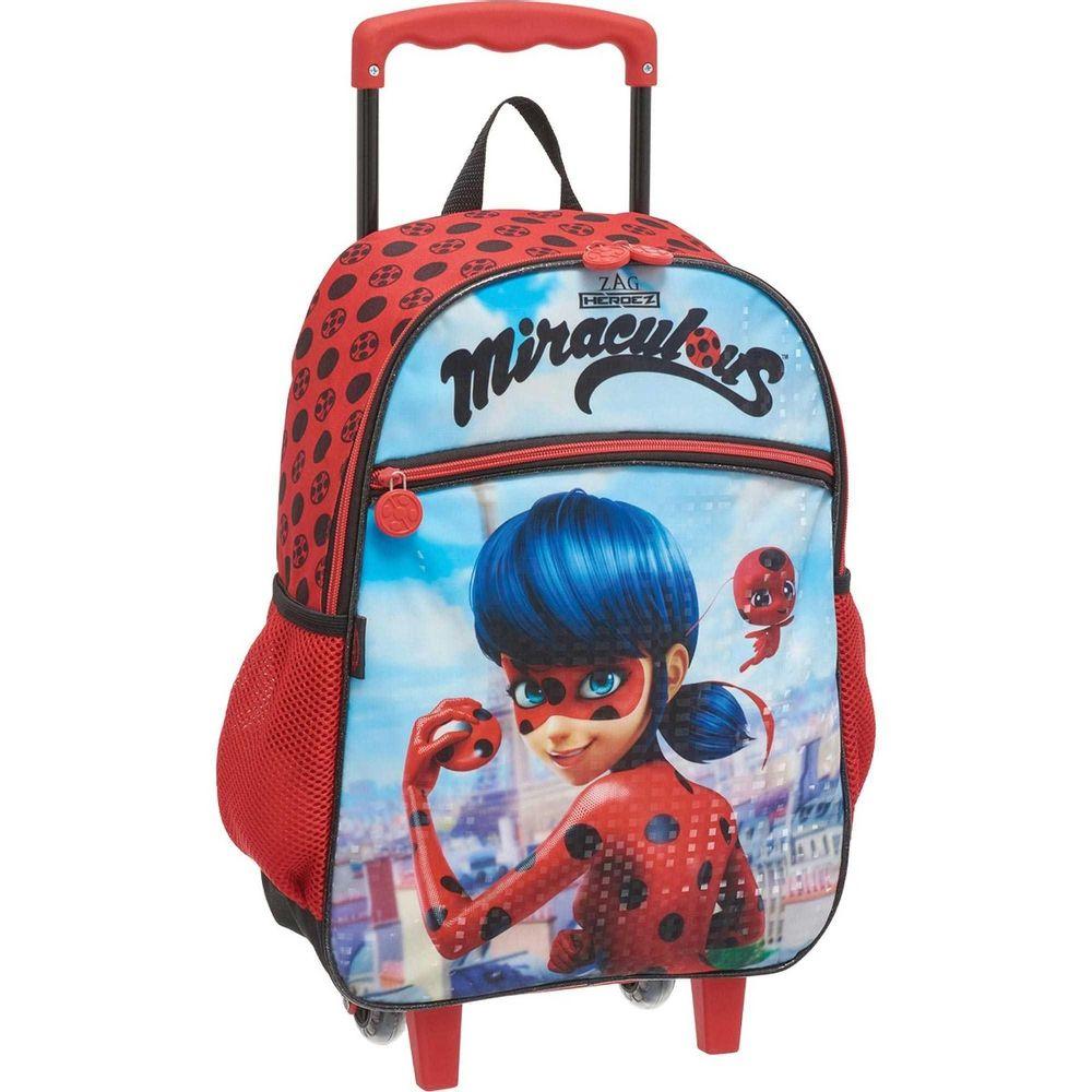 0d23b9fe6 MP Brinquedos · Escolar · Mochilas. mochila-rodinhas-ladybug-conteudo ...