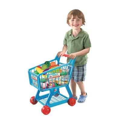 carrinho-supermercado-creative-azul-conteudo