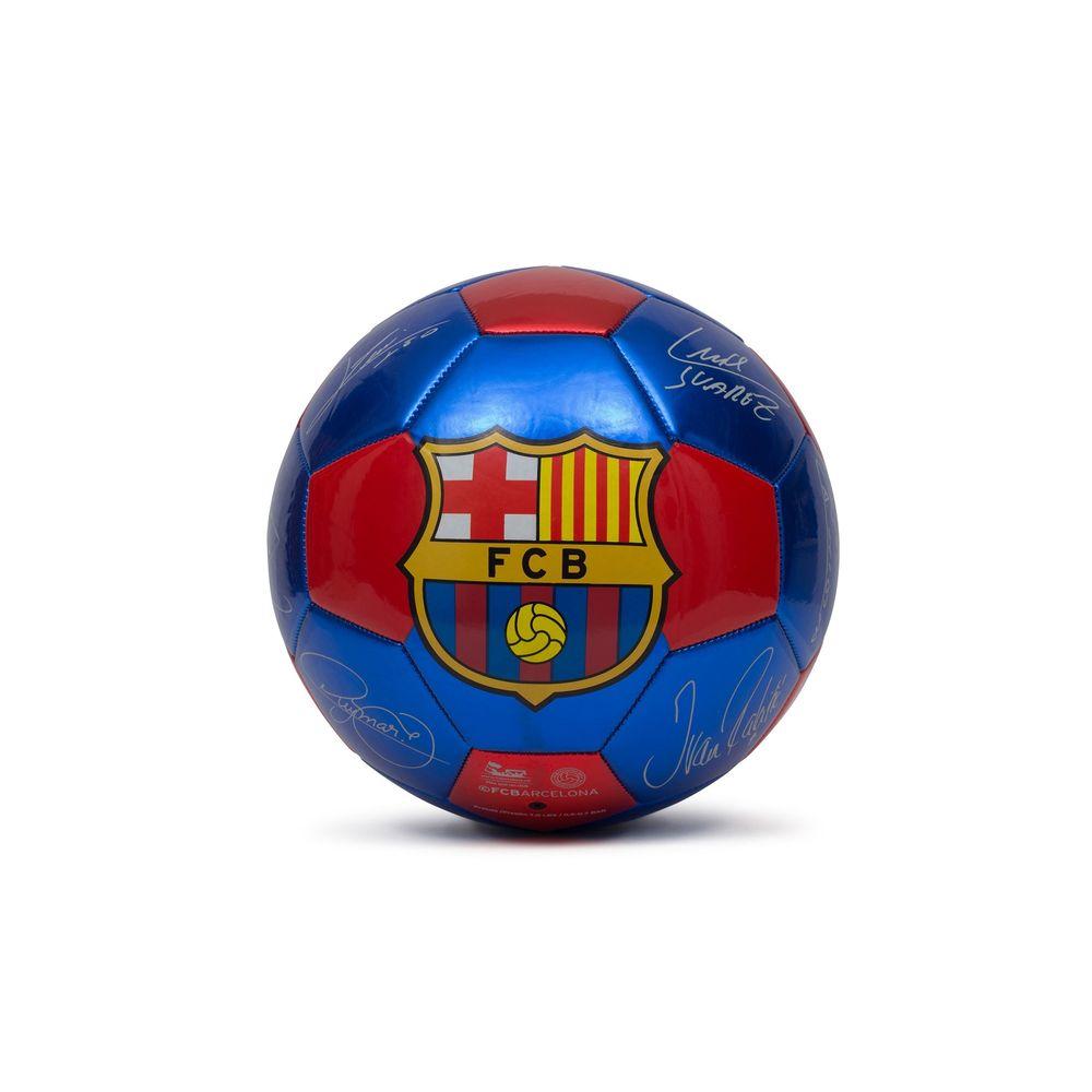 Bola de Futebol Barcelona - Assinaturas de Jogadores - Azul vermelha ... e5012f402d266