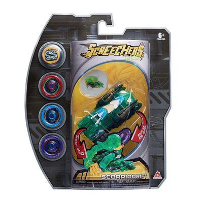 screechers-4-discos-scorpiodrift-embalagem