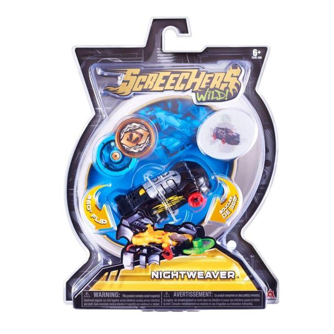 screechers-2-discos-nightweaver-embalagem