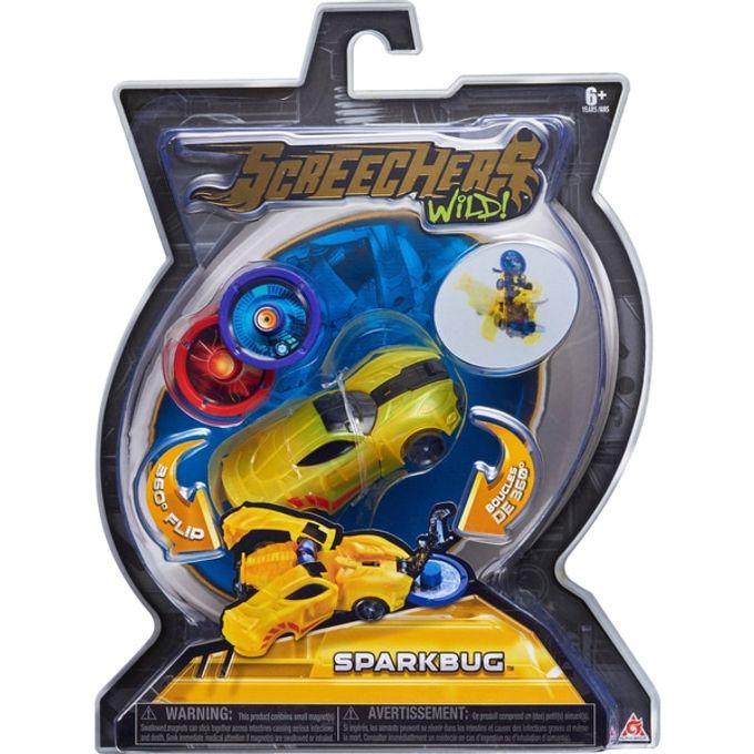 screechers-2-discos-sparkbug-embalagem