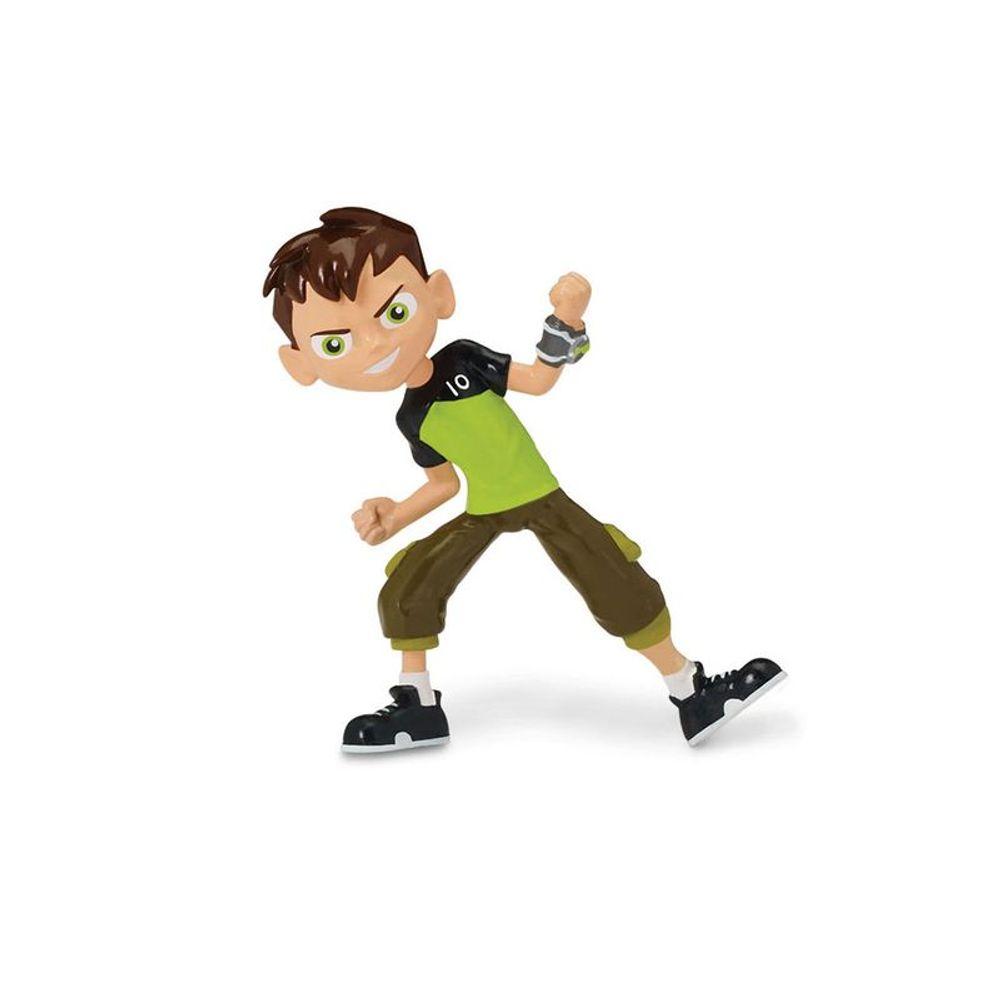 Ben 10 - Mini Figuras - Ben Tennyson - Sunny - MP Brinquedos